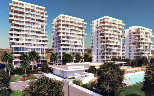 Апартаменты на Боазе с видом на море